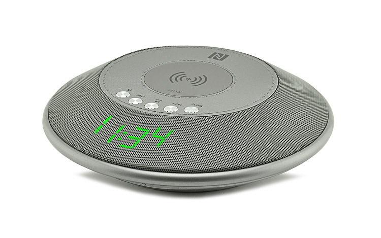 Wireless Charging bluetooth speaker
